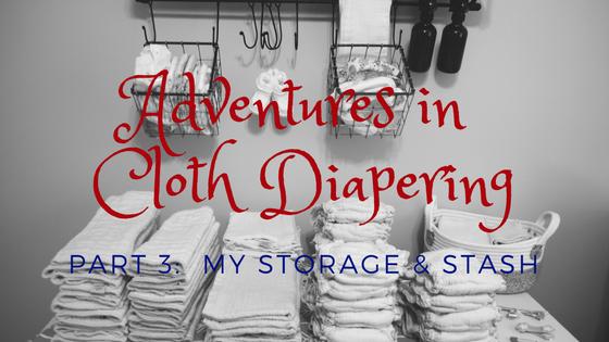 Adventures in Cloth Diapering